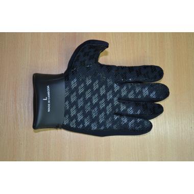 Перчатки пятипалые KATRAN 2мм. нейлон/нейлон с обтюратором