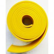 Латексная лента BS DIVER 4х50х2080мм жёлтая